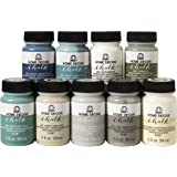 folkart home dcor chalk paint set 2 ounce promofahdc - Home Decor Chalk Paint