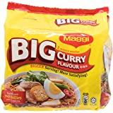 Maggi BIG Curry Noodles, 101g (Pack of 5)