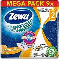 Zewa Wisch&Weg Xtra lange originele keukenrol met Power-X-structuur, 18 stuks