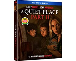 Quiet Place Part Ii [Blu-ray]
