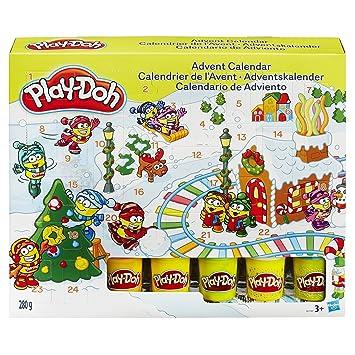 amazon com play doh advent calendar toys games