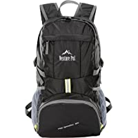Venture Pal Lightweight Packable Durable Travel Hiking Backpack (Multi Colors)