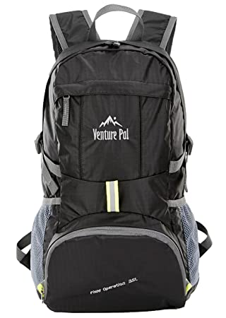Amazon.com : Venture Pal Ultralight Lightweight Packable Foldable ...