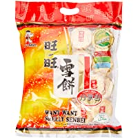 Want Want Shelly Senbei Rice Crackers 520 g, 520 g