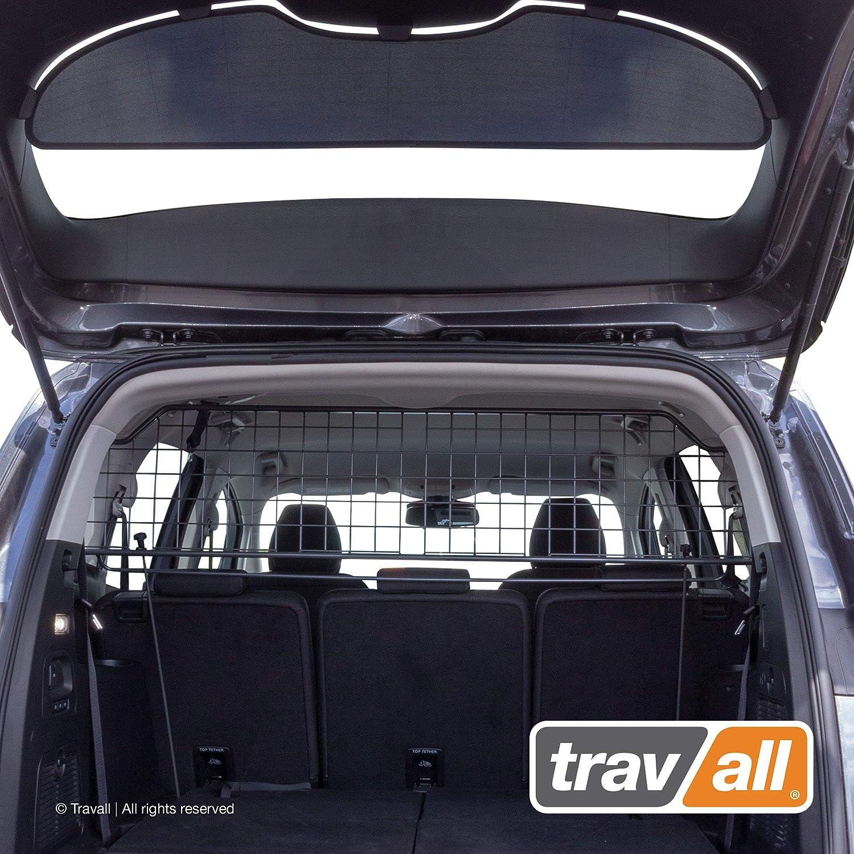 Travall Guard Hundegitter Tdg1490 Maßgeschneidertes Trenngitter In Original Qualität Auto