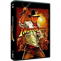 Indiana Jones 1-4 (Edición 2017) [DVD]