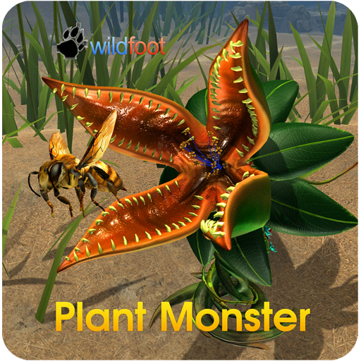 Plant Monster Simulator - Venus Fly Trap Sim