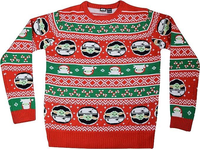 91Ib8FfYT8L. AC SX679 Revista Dimensión Digital 50+ Ugly Sweaters Navideños inspirados en Series y pelis