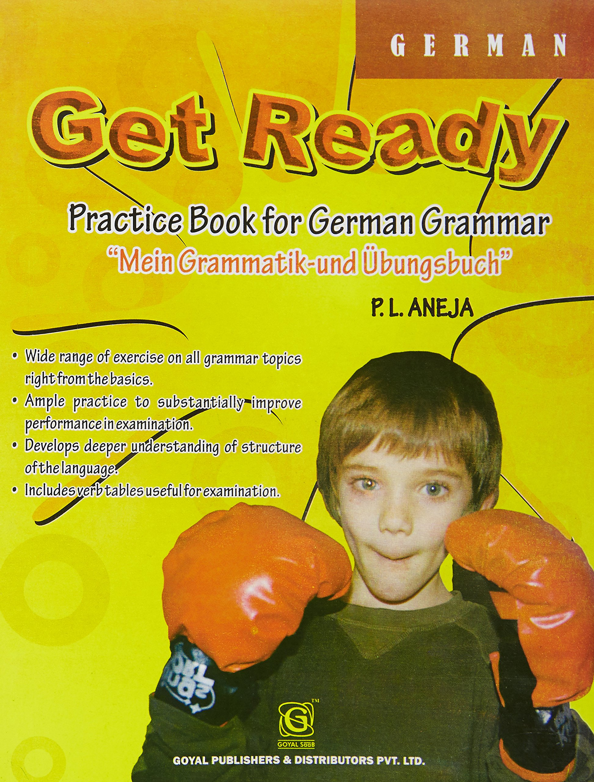 German Exercise Book