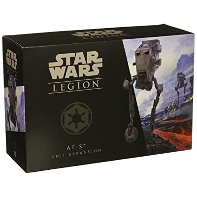 Star Wars Legion: AT-ST Unit Expansion: Toys & Games