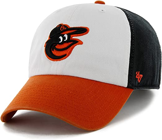 newest collection uk store reputable site Amazon.com : MLB Baltimore Orioles '47 Brand Clean Up Home Style ...
