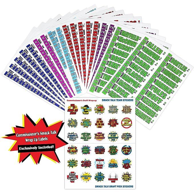 27518f98399 2018 Fantasy Football Draft Kit