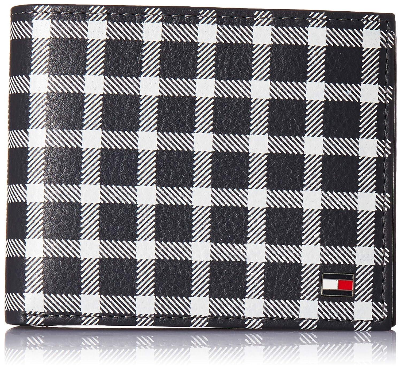 Tommy Hilfiger Grey Men's Wallet (TH/EIRAGCW07/SCP2018)