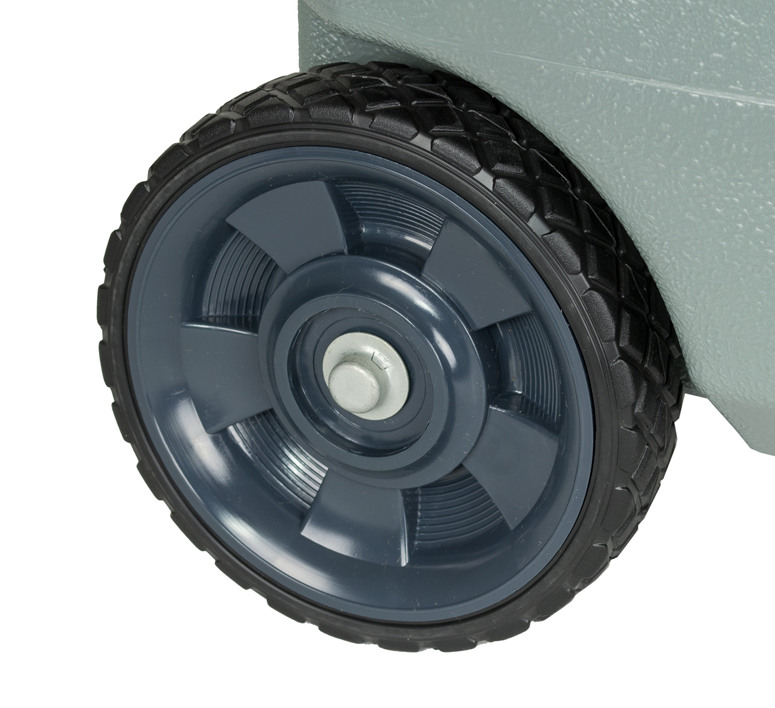 SmartTote2 RV Portable Waste Tote Tank - 2 Wheels - 35 Gallon -Thetford 40503 by SmartTote 2 (Image #4)