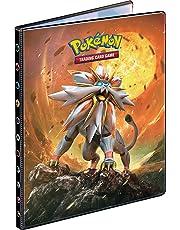Pokemon Card Album / Portfolio Sun & Moon 1 - A4 - 9 Pocket Pages - Holds 180 Cards