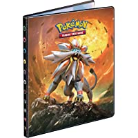 Ultra Pro Pokemon Card Album / Portfolio Sun & Moon 1 - A4 - 9 Pocket Pages - Holds 180 Cards