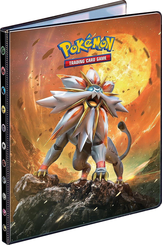 Asmodee – 85127 – Cuaderno de Correspondencia, A4 – Pokemon Sol y Luna 1 – 180 Tarjetas