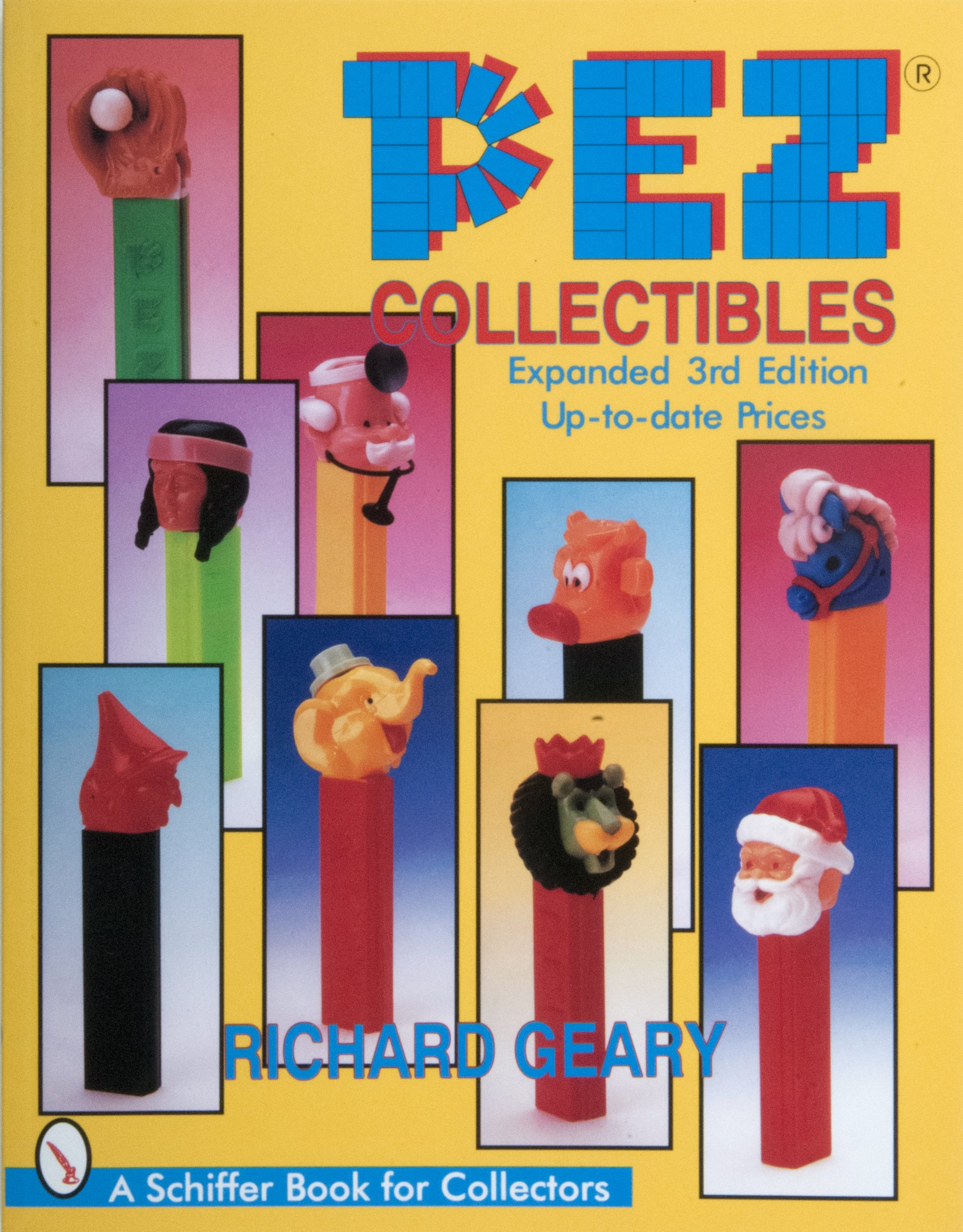 Pez Collectibles (Schiffer Book for Collectors): Richard Geary:  9780764307133: Amazon.com: Books