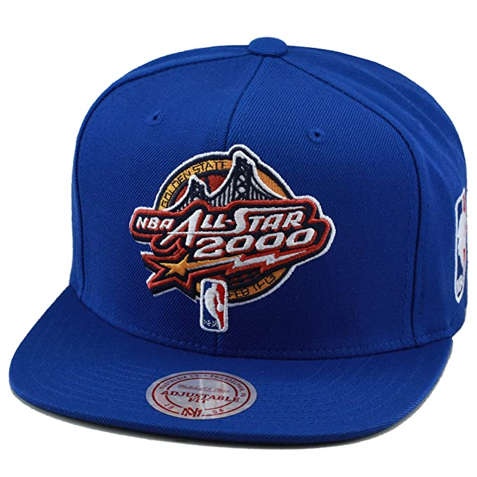 quality design 6b614 098d2 Image Unavailable. Image not available for. Color  Mitchell   Ness NBA All  Star Game Snapback Hat ...
