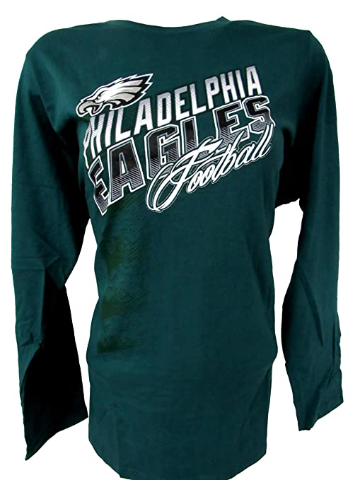 fc046f882 Image Unavailable. Image not available for. Color: NFL Team Apparel  Philadelphia Eagles Womens ...