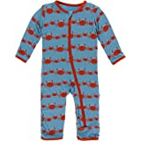 Amazon Com Kickee Pants Long Sleeved Pajama Set Twilight