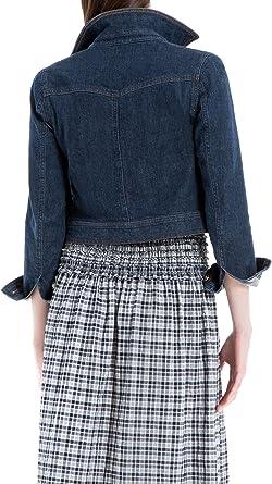 Max Studio London Womens Denim Jacket