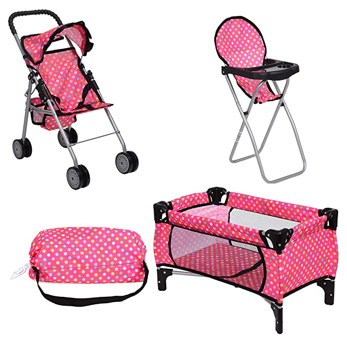 Top 9 Baby Doll Furniture Gift Set