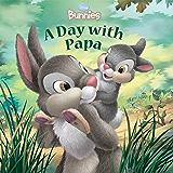 Disney Bunnies:  A Day with Papa (Disney Storybook (eBook))
