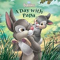 Disney Bunnies:  A Day with Papa (Disney Storybook (eBook)) (English Edition)