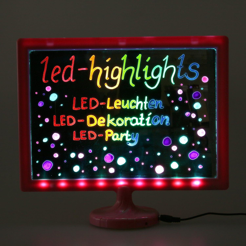 LED pizarra infantil, con diseño de pizarra para niños de 32 ...