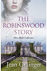 The Robinswood Story: Books 1-3 Kindle Edition