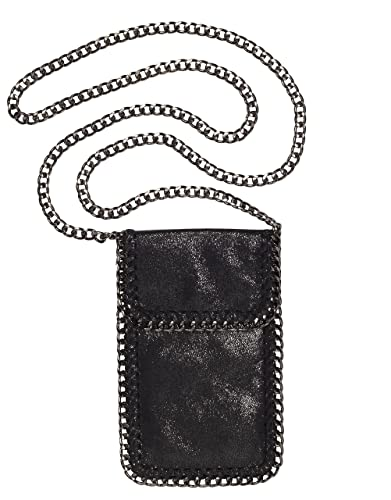 best website b3580 739a5 Amy & Aly Cellphone Bag Crossbody Case for Smartphone with Chain Trim &  Strap
