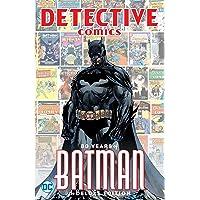 Detective Comics 80 Years Of Batman Deluxe Edition