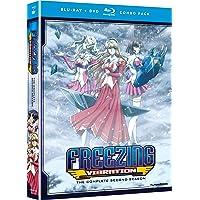 Freezing Vibration - Season 2 [Blu-ray + DVD]