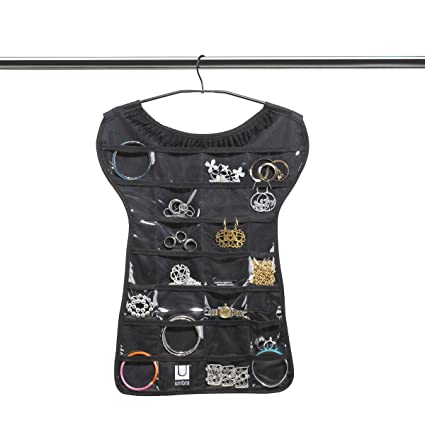 Amazoncom Umbra Little Black Tee Jewelry Organizer Home Kitchen