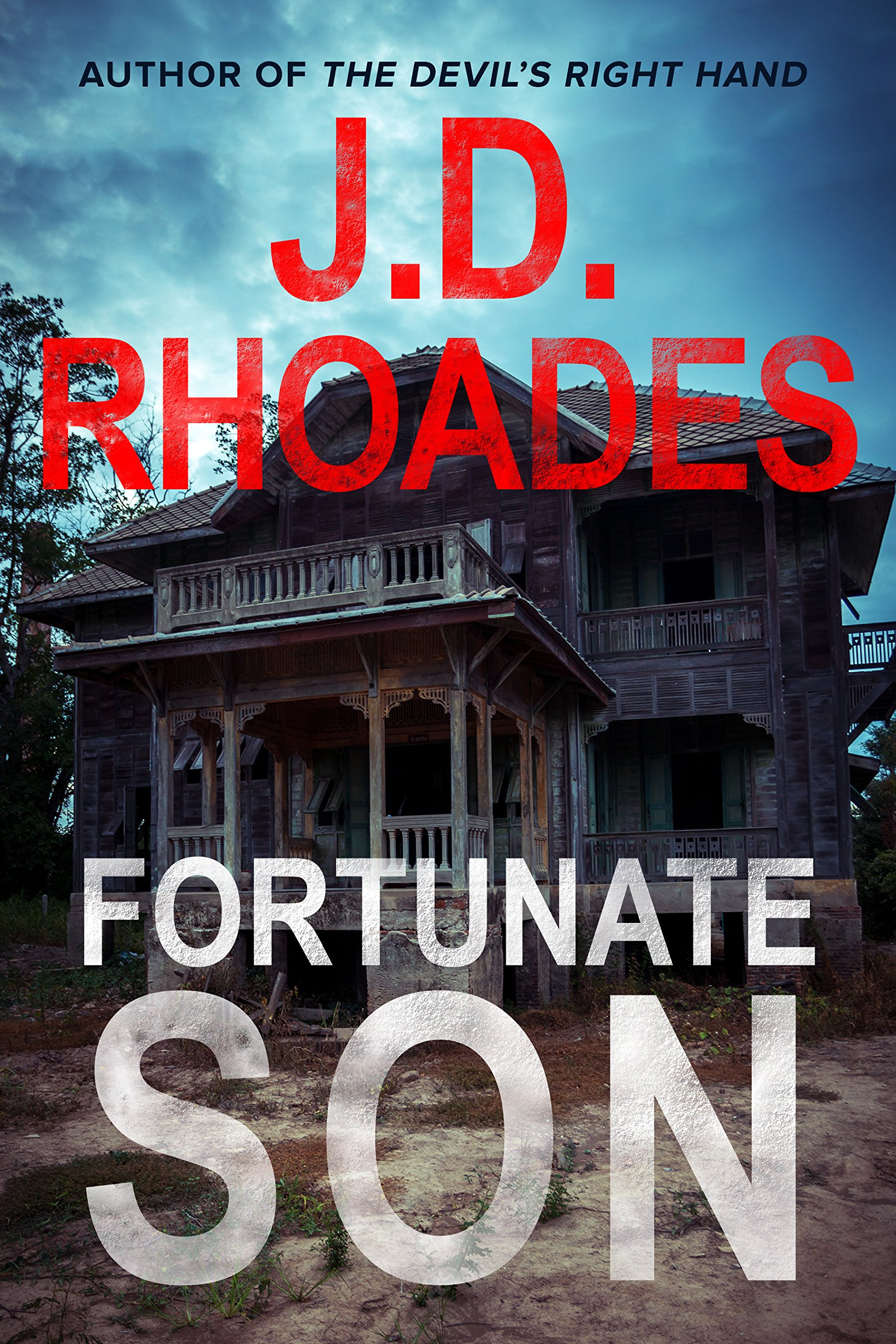 Fortunate Son: Amazon.es: J.D. Rhoades: Libros en idiomas ...