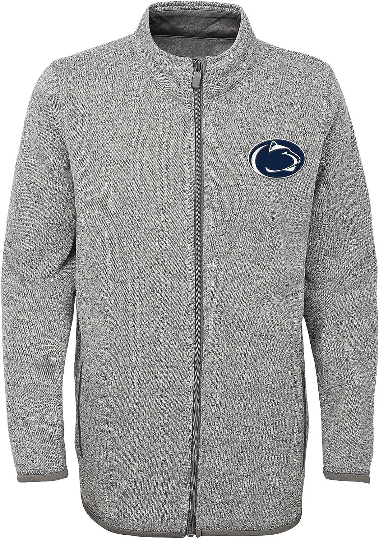 NCAA by Outerstuff NCAA Youth Boys Lima Full Zip Fleece Jacket