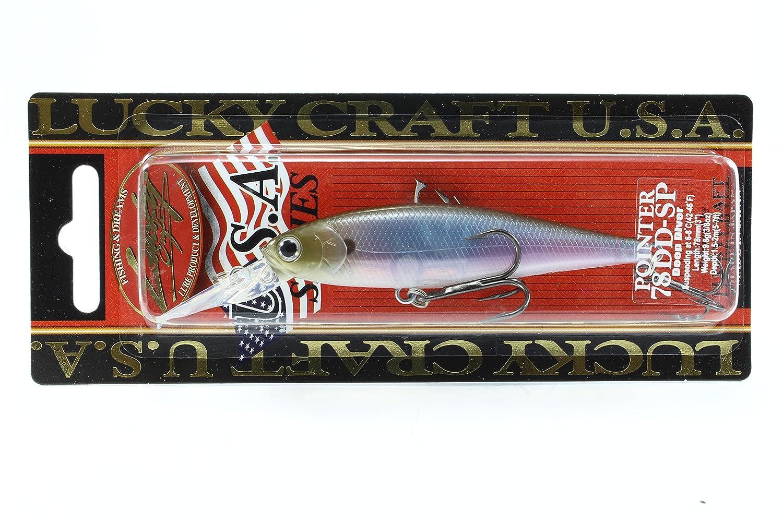 Lucky Craft Angelk/öder Pointer 65/Jerk K/öder