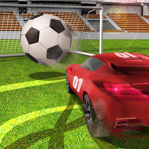 Soccer Car Goal League -