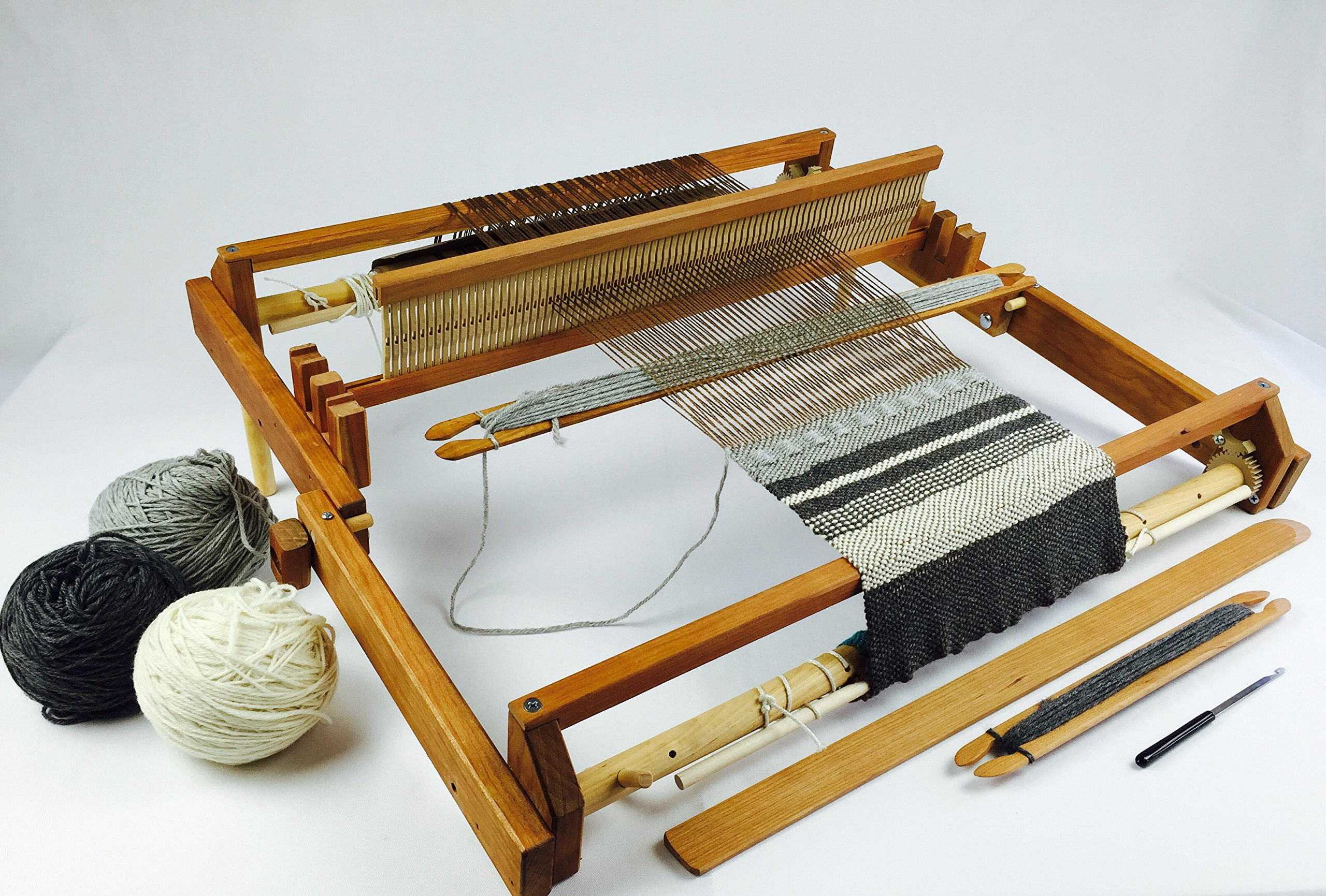 Beka Fold & Go Rigid Heddle Loom 20'' by Beka