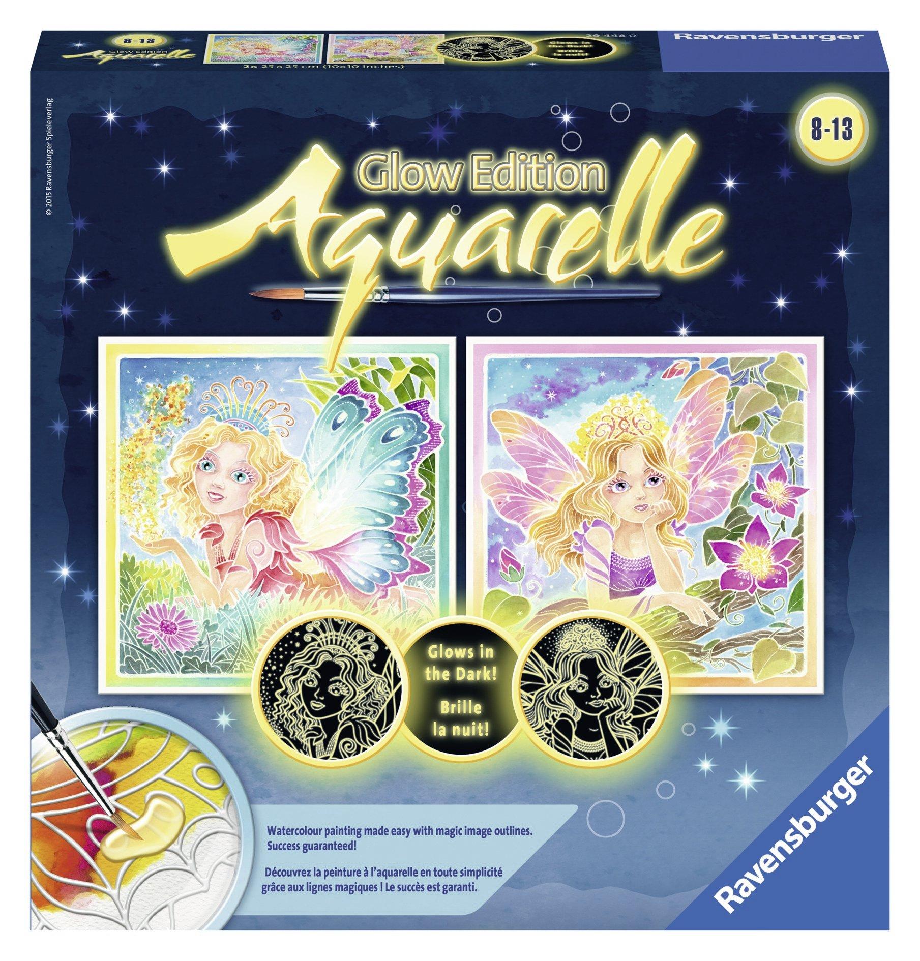 Ravensburger Magic Aquarelle Fairies - Arts & Crafts Kit