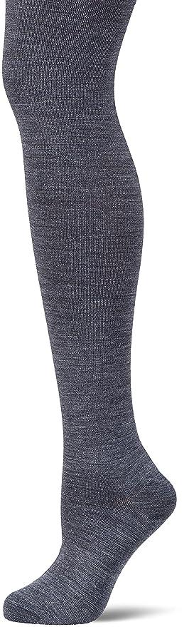 Womens Soft Wool Cotton Tights, 100 Den Kunert