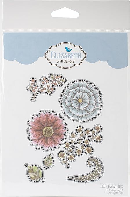 Amazon Com Elizabeth Craft Designs 1350 Elizabeth Craft Metal Die