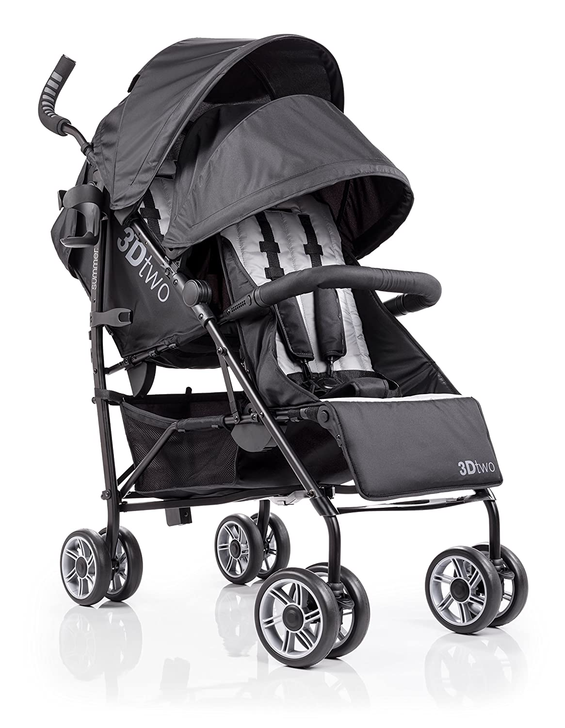 Top 7 Best Tandem Strollers Reviews in 2020 3