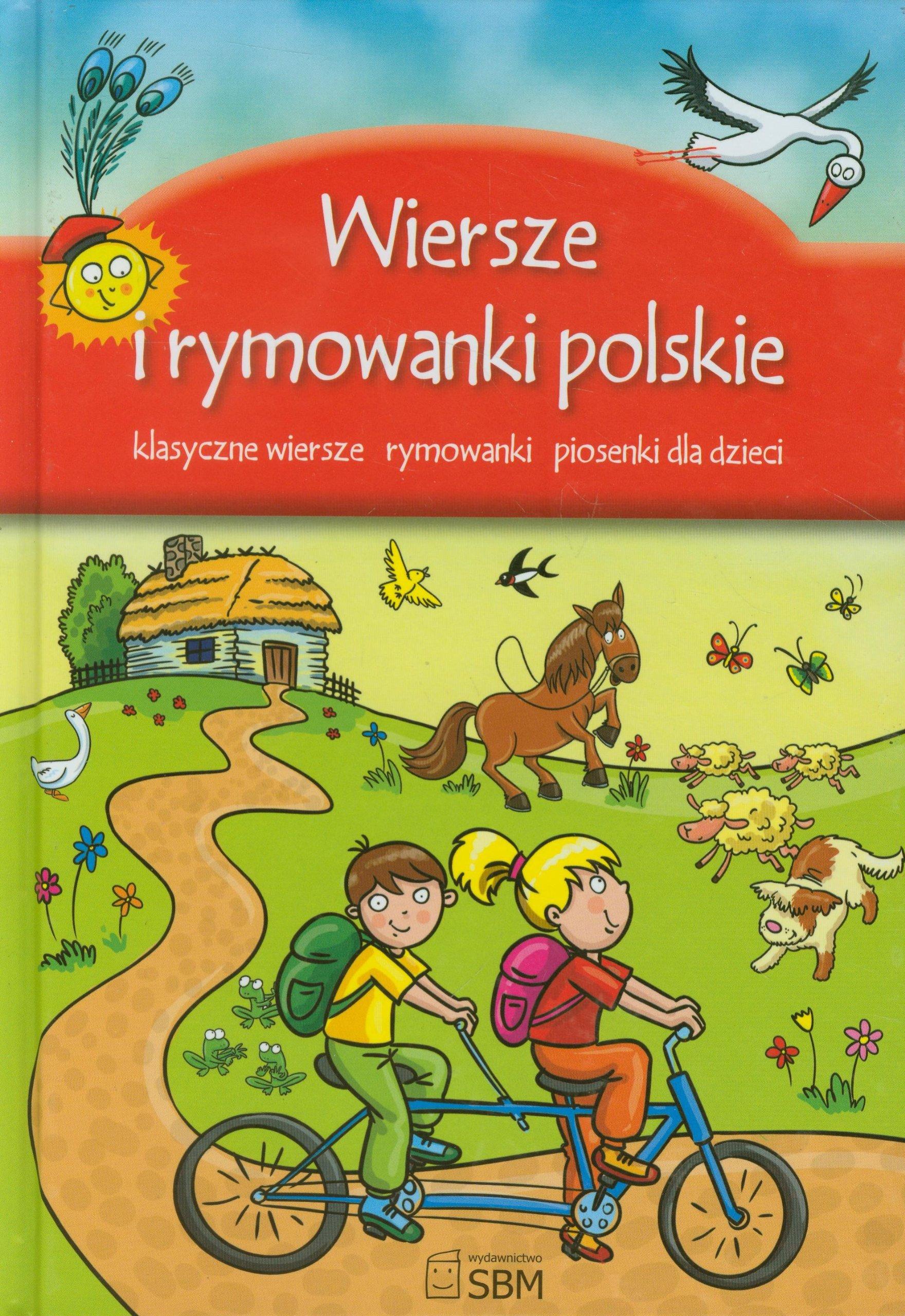Wiersze I Rymowanki Polskie Klasyczne Wiersze Rymowanki