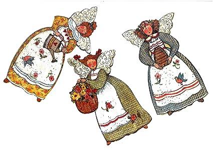 Wallies Wallpaper Cutouts 25 Susan Winget Angels
