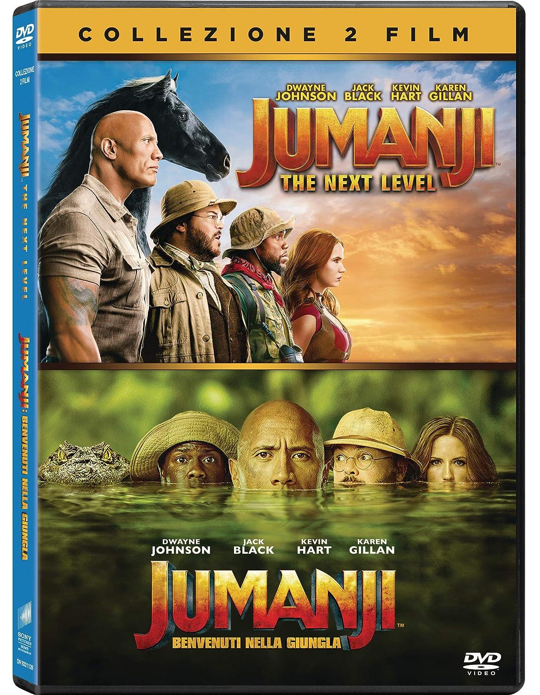 Jumanji: The Next Collection (2 Dvd) [Italia]