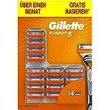 Gillette Fusion5 Rasierklingen, 14 Stück