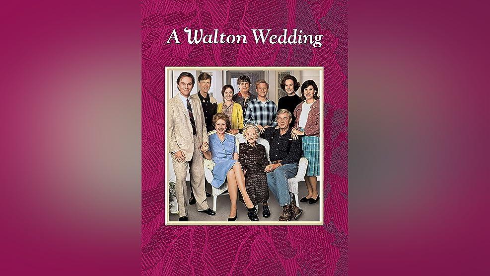 The Waltons: Walton's Wedding (1995)