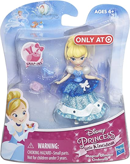 Disney Princess SMALL DOLL CINDERELLA